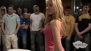 Film Bokep 18yo Veronika with 50 guys in bukkake gangbang Part 1